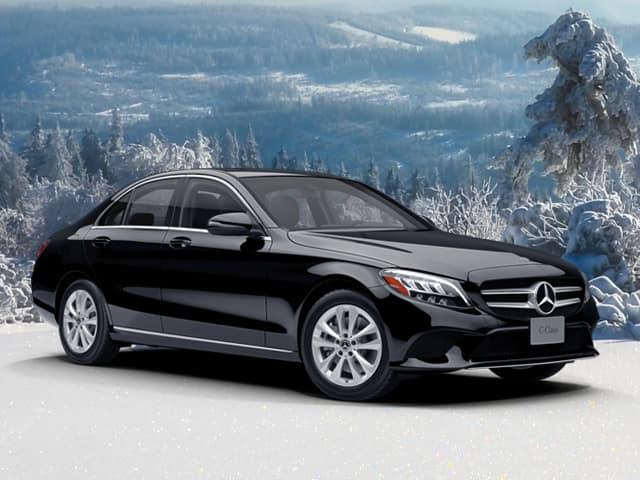 2017-2018 Mercedes-Benz Certified Pre-Owned C300 Sedans