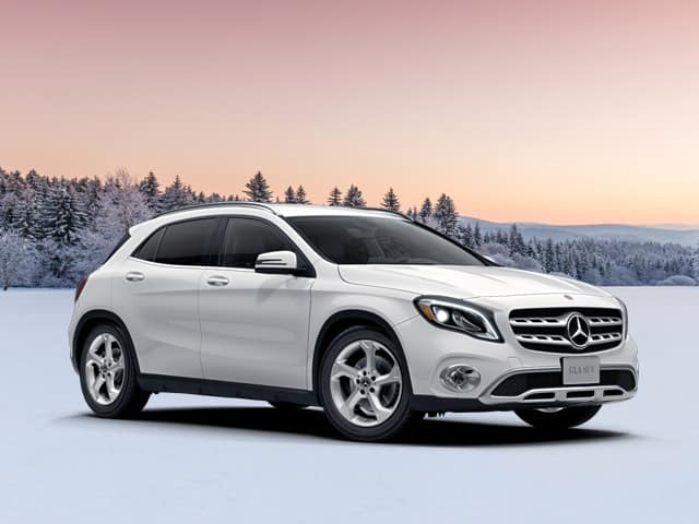 2020 GLA250 4MATIC SUV