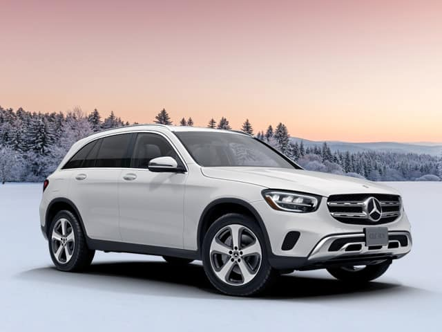 2020 GLC300 4MATIC SUV