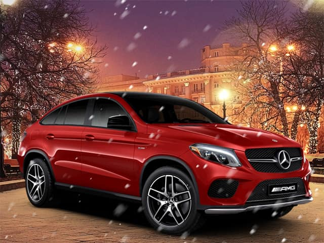 2019 GLE43 AMG 4MATIC Coupe