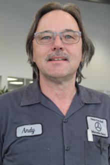 Mercedes-Benz Newmarket Diagnostic Technician