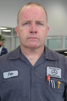 Mercedes-Benz Newmarket Technician