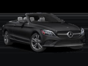 2019 Mercedes-Benz C-Class-Cabriolet