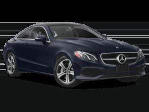 2019 Mercedes-Benz E-Class-Coupe