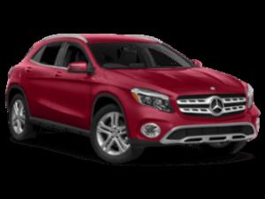 2019 Mercedes-Benz GLA-SUV
