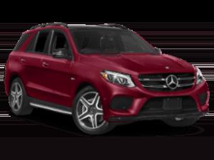 2019 Mercedes-Benz GLE-SUV
