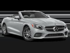2019 Mercedes-Benz S-Class-Cabriolet