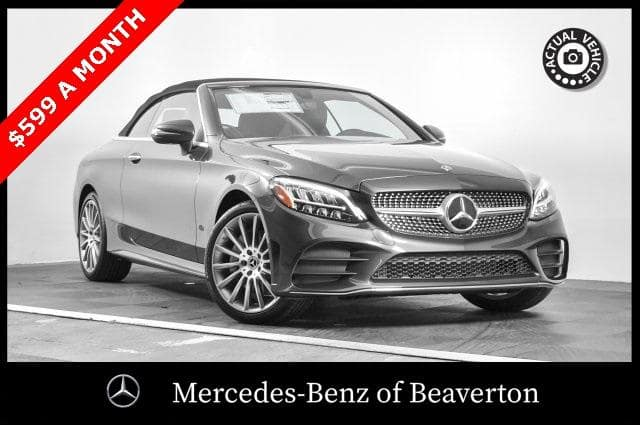 Pre-Owned 2019 Mercedes-Benz C 300 Sport AWD 4MATIC®
