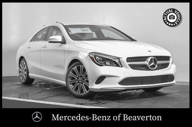 Retired Courtesy 2019 Mercedes-Benz CLA 250 4MATIC® Coupe AWD