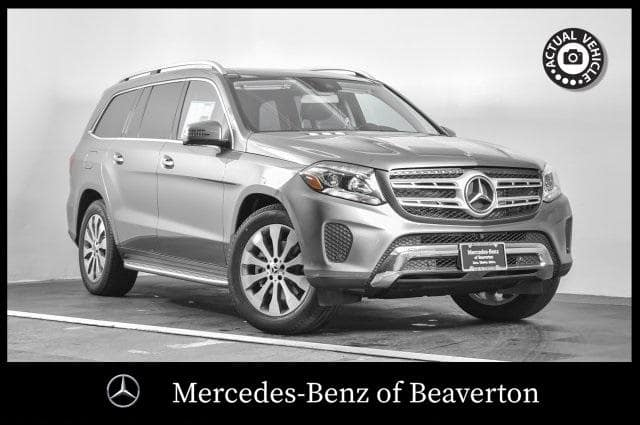 Retired Courtesy 2019 Mercedes-Benz GLS 450 4MATIC® SUV AWD