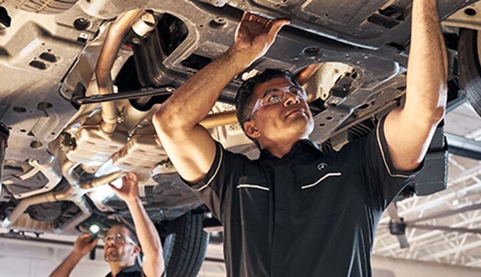 Certified Mercedes-Benz Technicians