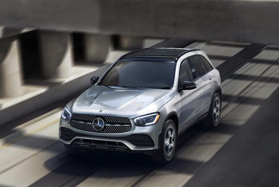 2020 Mercedes-Benz GLC performance specs thumbnail