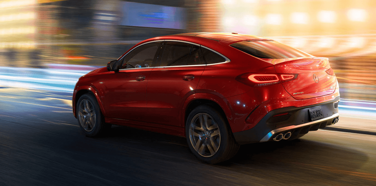 2021 Mercedes-Benz GLE Coupe Banner