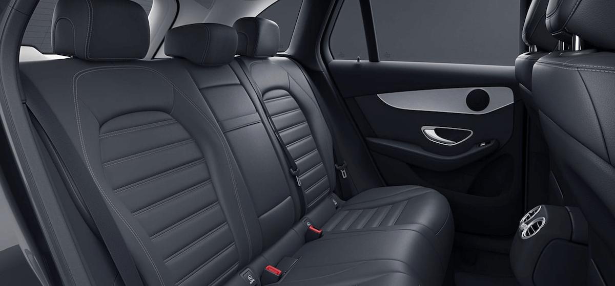 2021 Mercedes-Benz GLC Interior Seating Banner