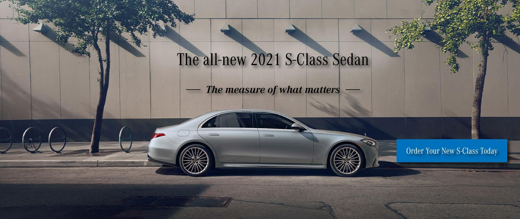 Mercedes-Benz of Beaverton 2021 S-Class Sedan