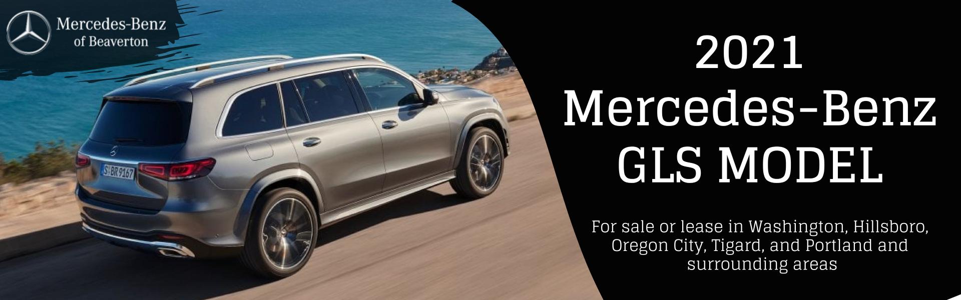 2021 GLS Mercedes-Benz of Beaverton