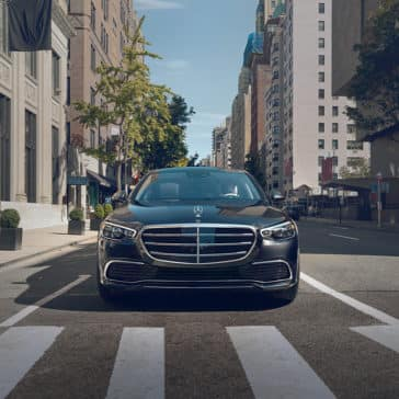 Mecedes-Benz 2021 S-Class Sedan