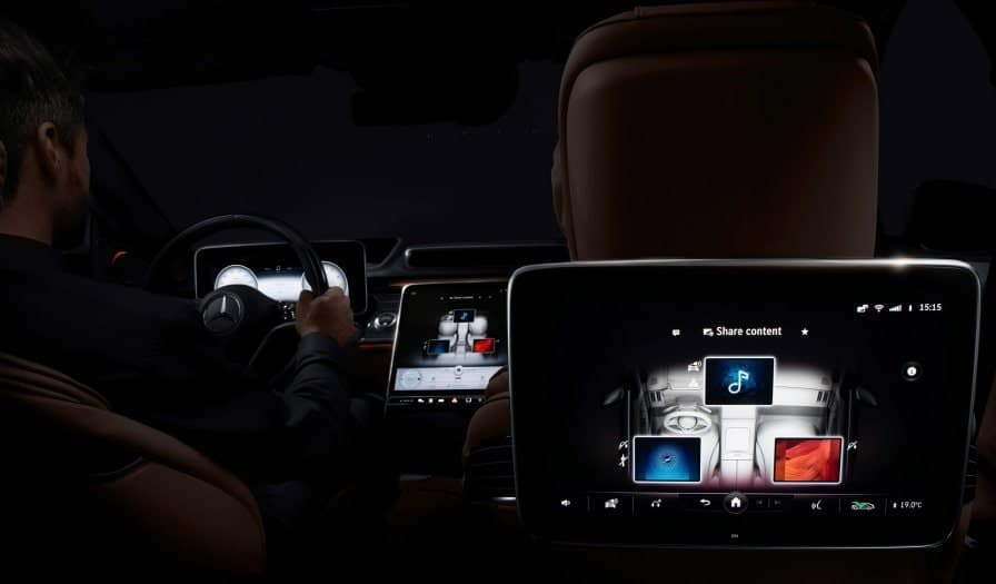 Mercedes-Benz of Beaverton - MBUX Infotainment System 2021 Augmented Technology