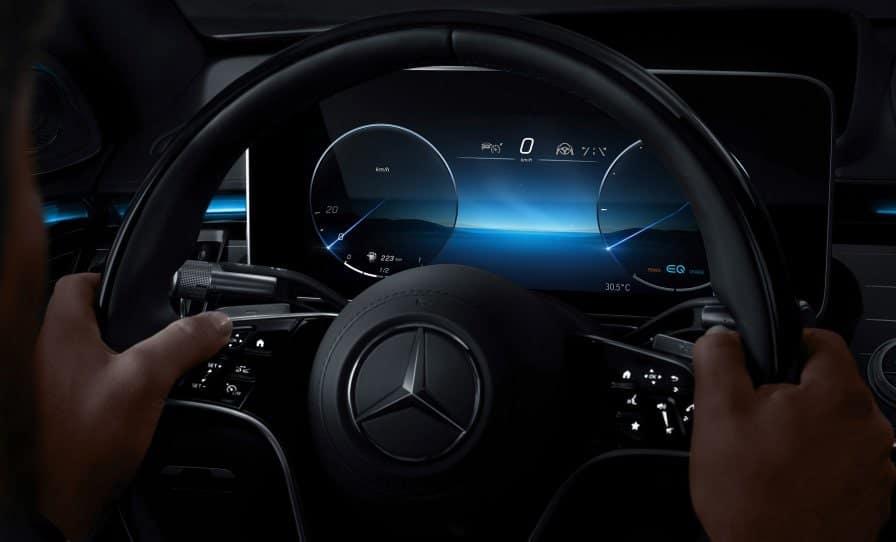 Mercedes-Benz of Beaverton - MBUX Infotainment System 2021 Augmented Technology - Speech Recognition