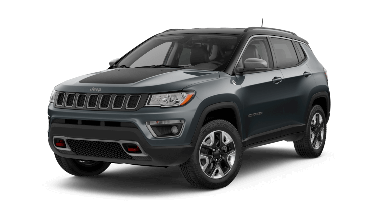 19Jeep Compass Jellybean TrailHawk Granite Crystal