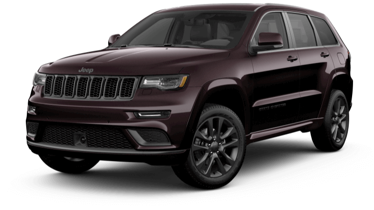 19Jeep Grand Cherokee Jellybean High Altitude Sangria