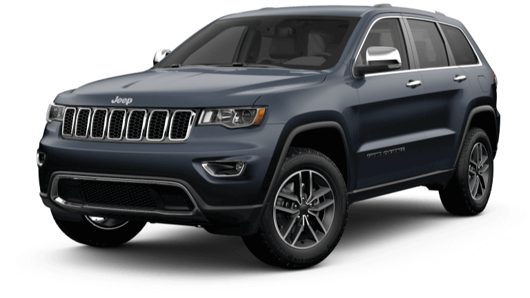 19Jeep Grand Cherokee Jellybean Limited Slate Blue
