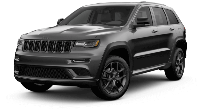 19Jeep Grand Cherokee Jellybean LimitedX Granite