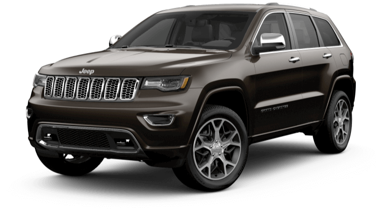 19Jeep Grand Cherokee Jellybean Overland Walnut Brown