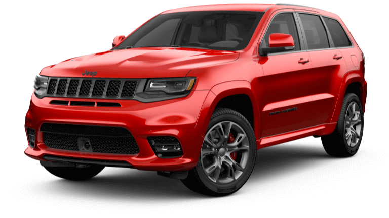 19Jeep Grand Cherokee Jellybean SRT Redline