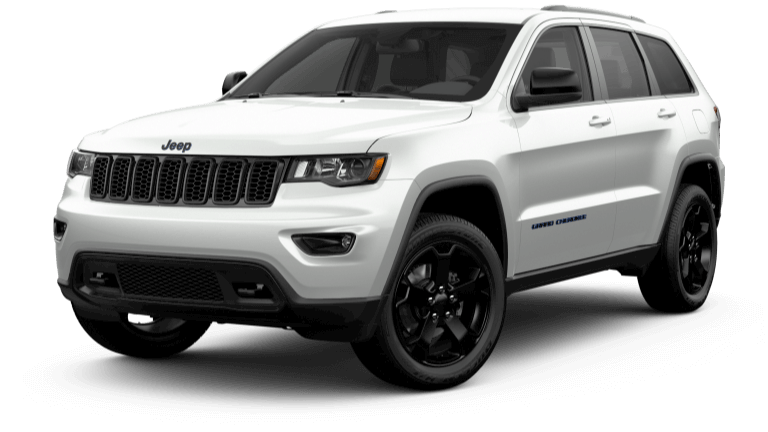 19Jeep GrandCherokee Jellybean Upland Bright White