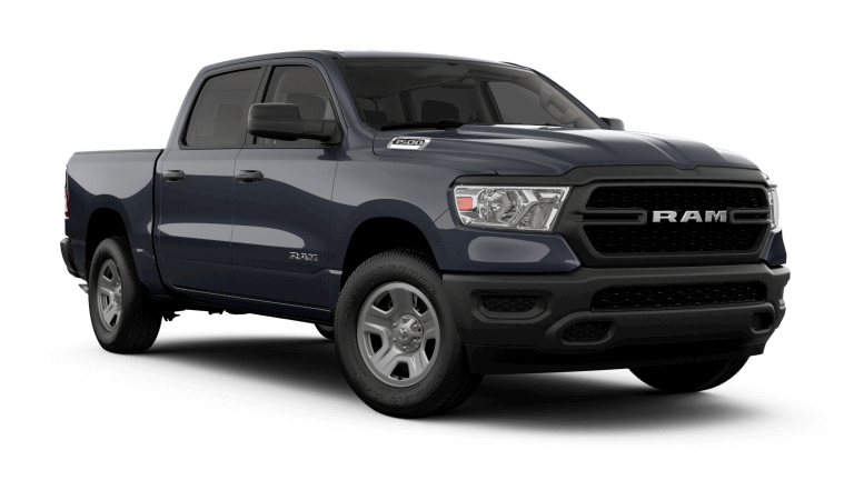19Ram 1500 Jellybean Tradesman Maximum Steel