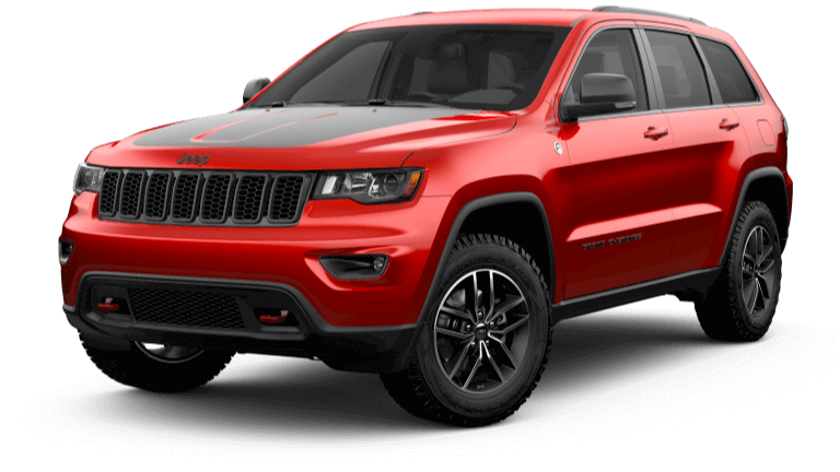 2019 Jeep Grand Cherokee Trailhawk - Redline
