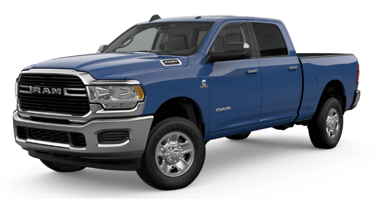 2019 Ram 2500 Big Horn - Robin Egg Blue