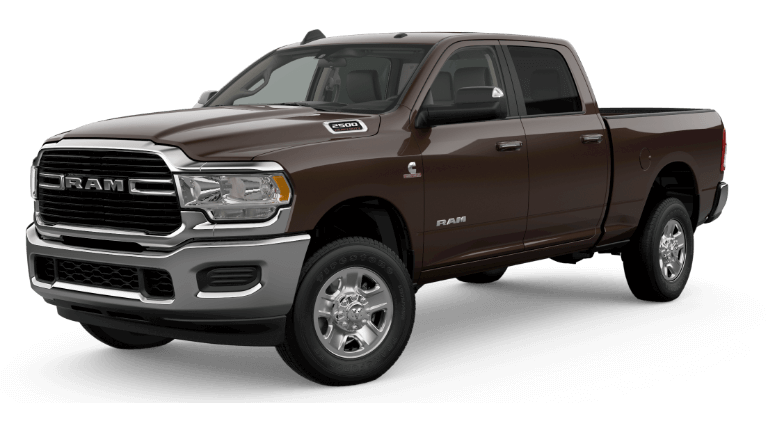 2019 Ram 2500 Big Horn - Walnut Brown