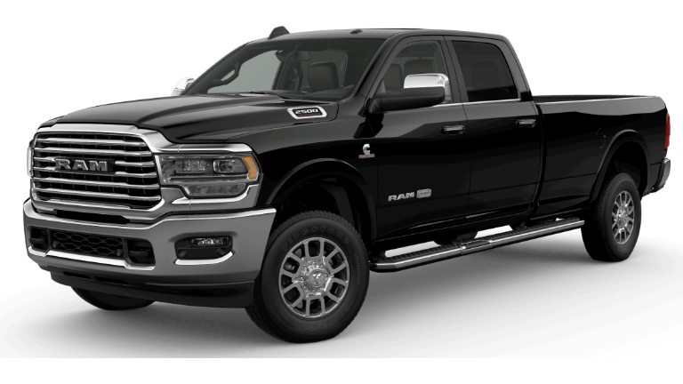 2019 Ram 2500 Laramie Longhorn - Diamond Black