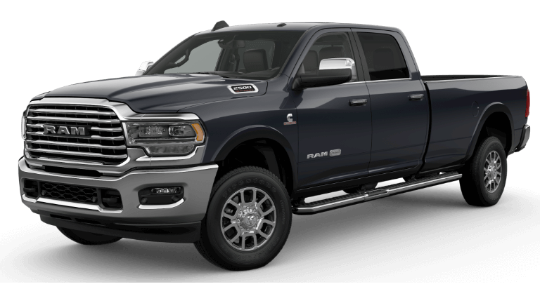 2019 Ram 2500 Laramie Longhorn - Maximum Steel
