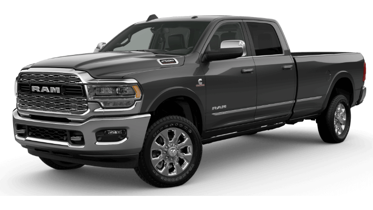 2019 Ram 2500 Limited - Granite