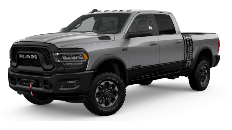 2019 Ram 2500 Power Wagon - Billet Silver