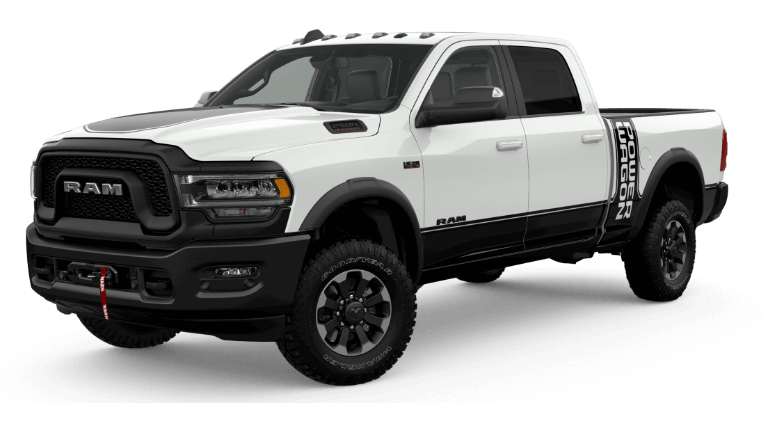 2019 Ram 2500 Power Wagon - Bright White