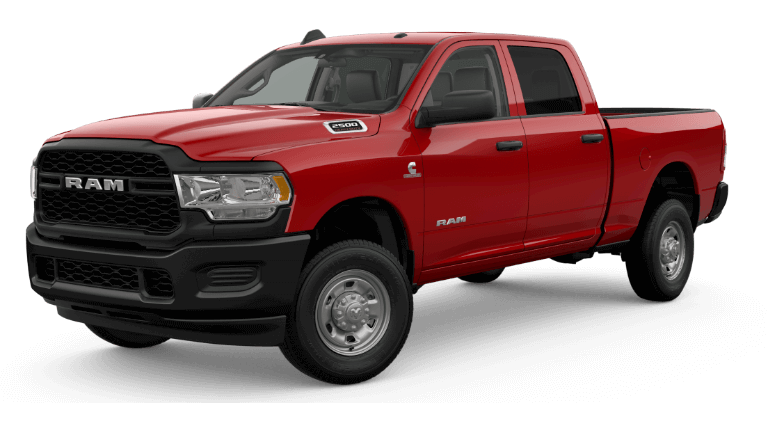 2019 Ram 2500 Tradesman - Flame Red