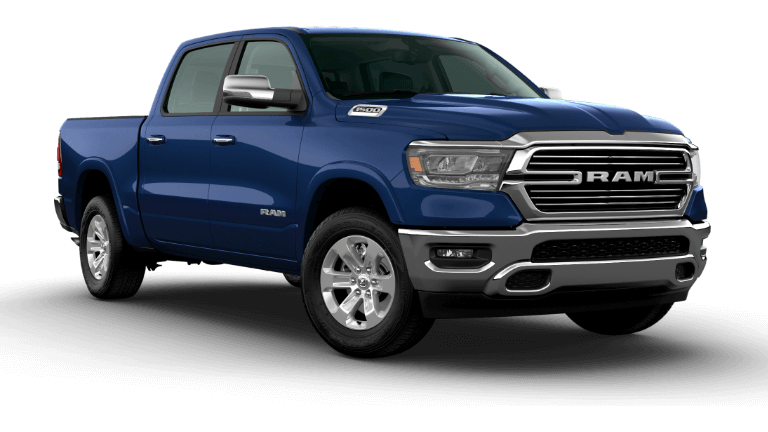 Patriot Blue 2020 Ram 1500 Laramie