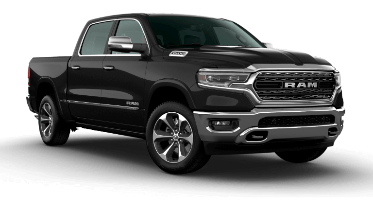Diamond Black 2020 Ram 1500 Limited