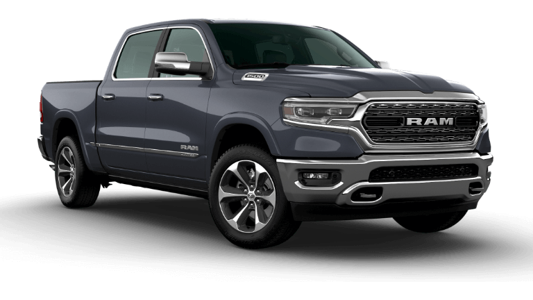 Maximum Steel 2020 Ram 1500