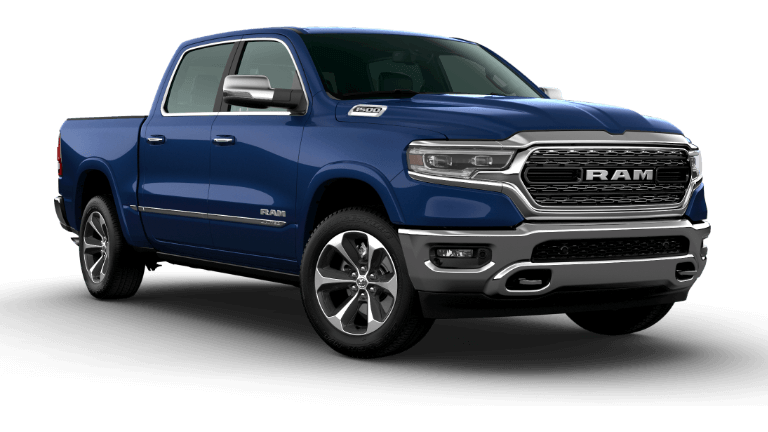 Patriot Blue 2020 Ram 1500