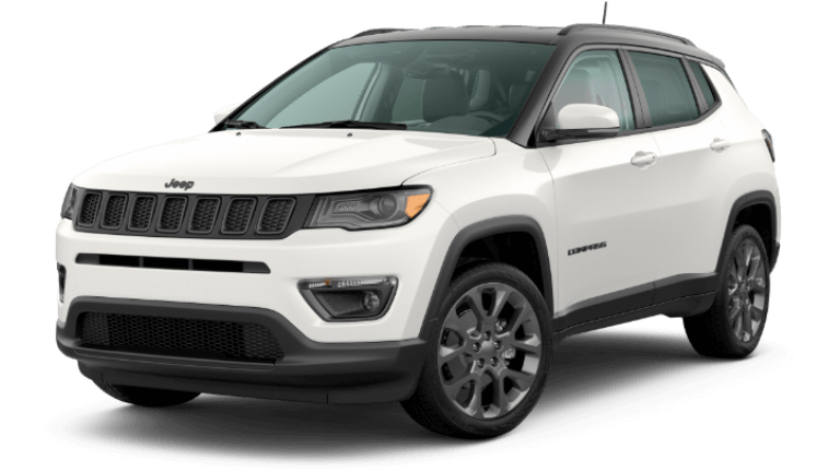 2020 Jeep Compass High Altitude - White