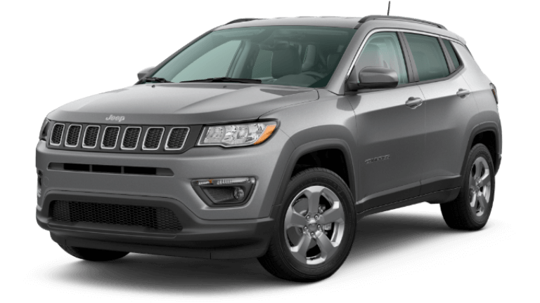 2020 Jeep Compass Latitude - Billet Silver