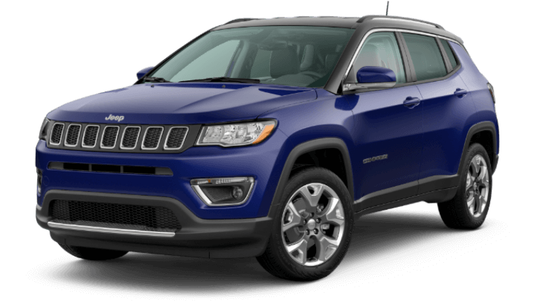 2020 Jeep Compass Limited - Jazz Blue