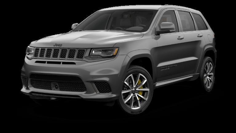 Jeep Grand Cherokee Trim Levels & Model Options   2020 & 2019