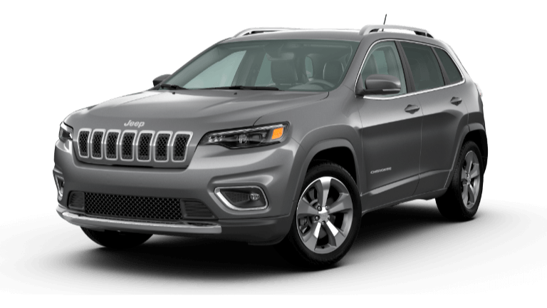 2020 Jeep Cherokee Limited - Billet Silver