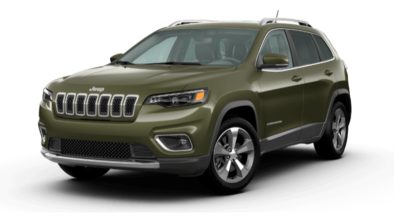 2020 Jeep Cherokee Limited - Olive Green